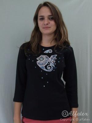 Tričko Sabrina